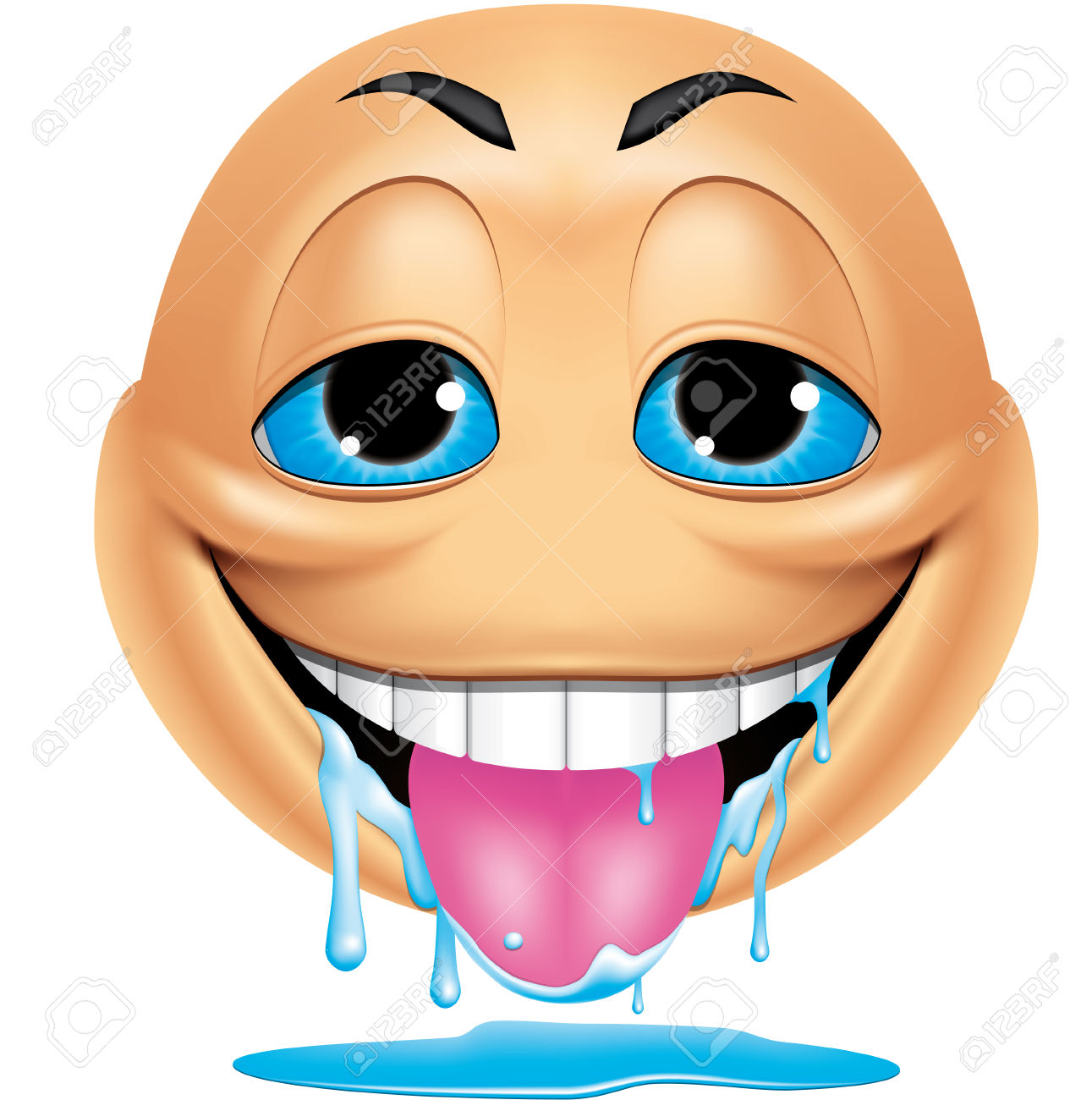 26170403-Emoticon-drooling-Stock-Photo.jpg