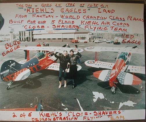 Kiehl's Planes 1986.jpg